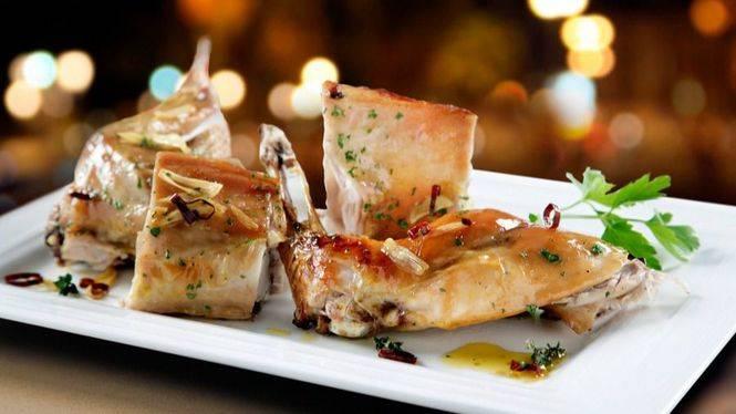 Carne de Conejo, la receta del éxito en Navidad
