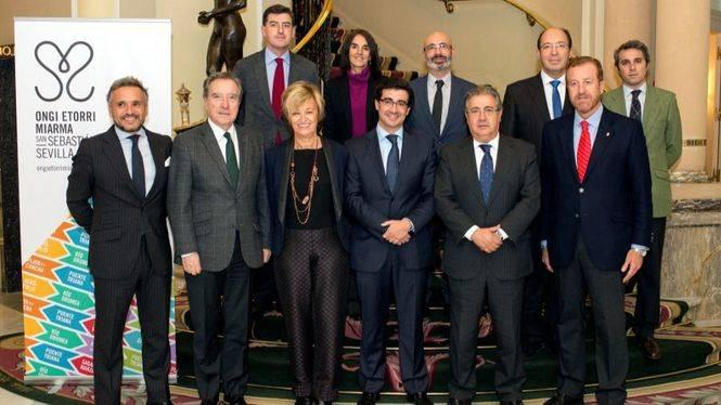 Sevilla y San Sebastián se alían para multiplicar su proyección turística