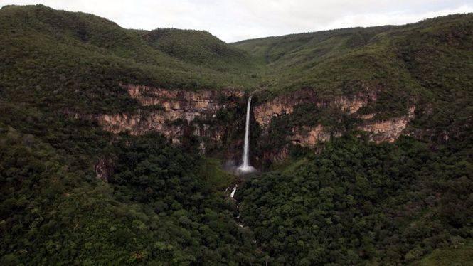 Cascadas de ensueño en Brasil: mucho más que Iguaçu
