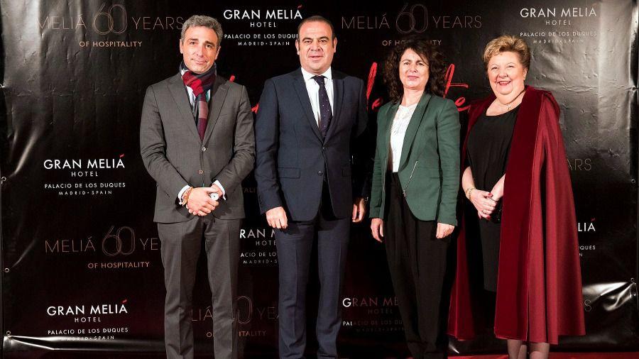 Meliá Hotels apuesta por el turismo de lujo en la inauguración del Gran Meliá Palacio de los Duques
