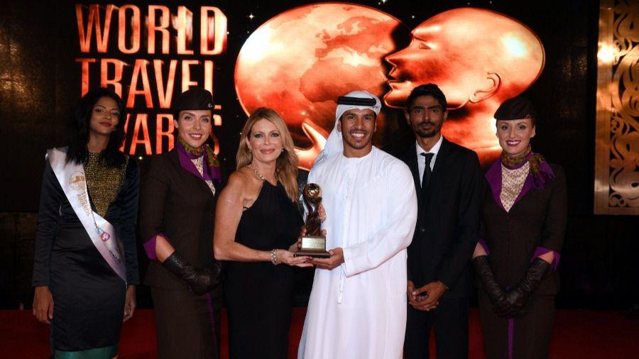 Etihad Airways gana, por octava vez, el premio a la aerolínea líder a nivel internacional