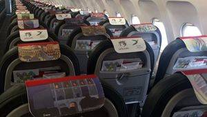 La exposición 'Miradas sobre Madrid' vuela con Iberia Express