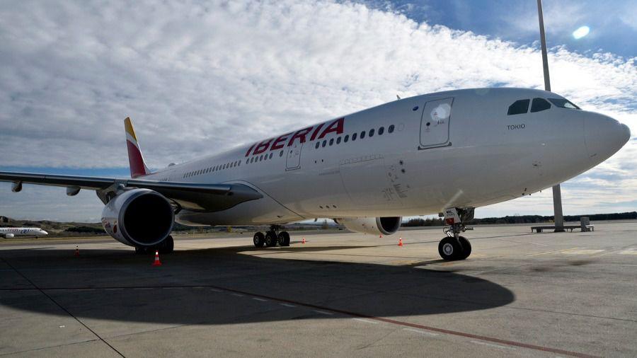'Tokio' el nuevo avión de Iberia