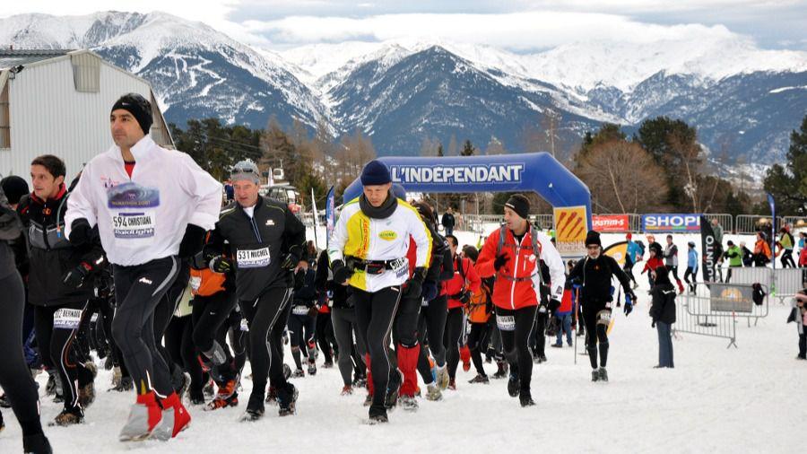 10 Eventos deportivos para disfrutar del Pirineo francés en Enero