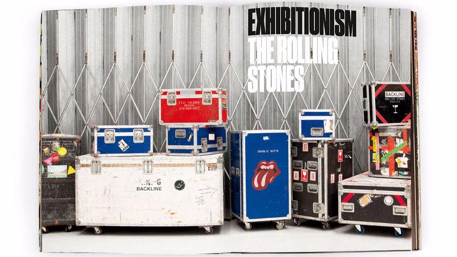 """""""Exhibitionism"""" de los Rolling Stones en Nueva York"""