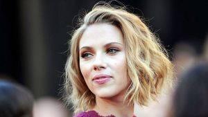 Scarlett Johansson - Shaggy Haircu
