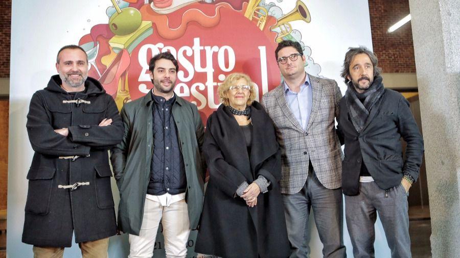 Octava Edición de Gastrofestival Madrid