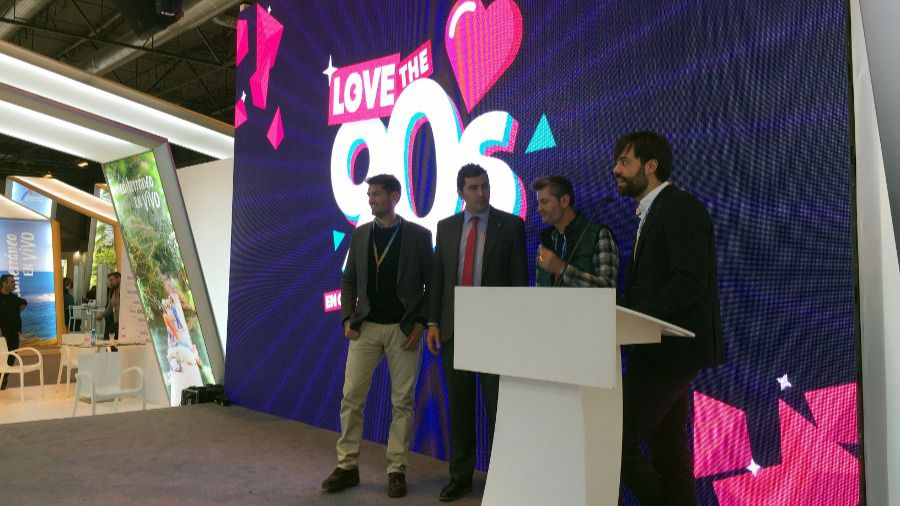 Love the 90's, el festival de música dance de los 90, llegará el próximo 3 de junio a Valencia