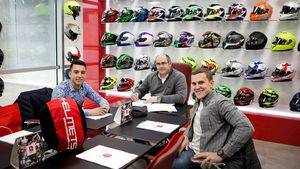 La empresa MT Helmets amplía su presencia en el Mundial de Moto3