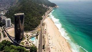 Gran Meliá Nacional Río (Brasil), una de las aperturas más esperadas de Latinoamérica