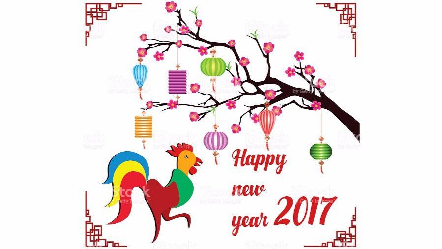 Año nuevo chino: Gong Xi Fa Cai!