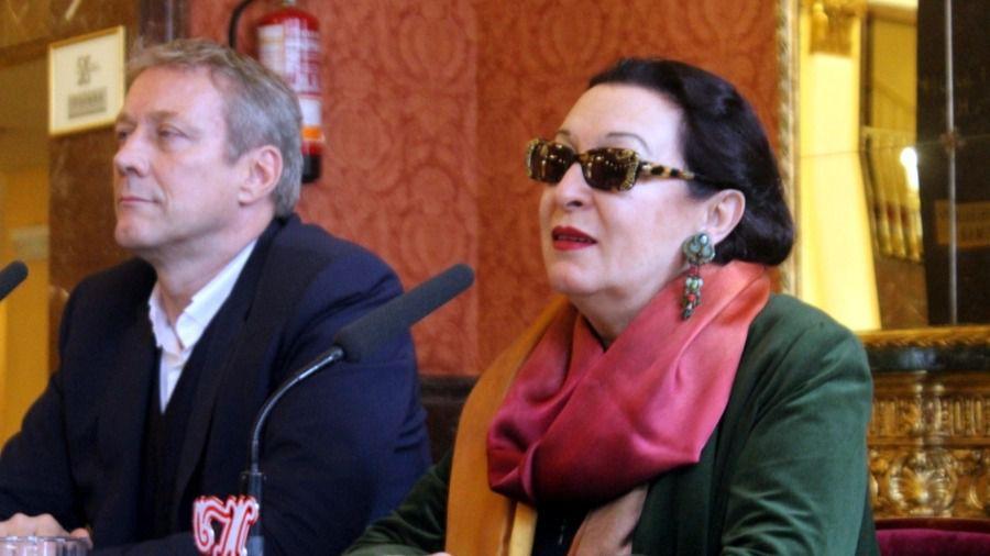 30 Años de Martirio… en el Teatro de la Zarzuela…