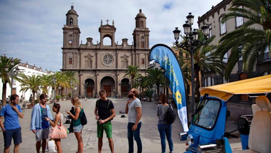 Nomad City Las Palmas de Gran Canaria para los nómadas digitales