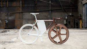 DL121, la nueva bicicleta de Peugeot, una edición limitada creada por el estudio Design Lab