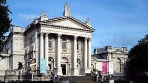 David Hockney en la Tate Britain de Londres