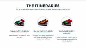Itinerarios de dulce para jóvenes estudiantes europeos