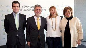 'Gran Canaria Isla Europea del Deporte' presenta sus 24 eventos internacionales