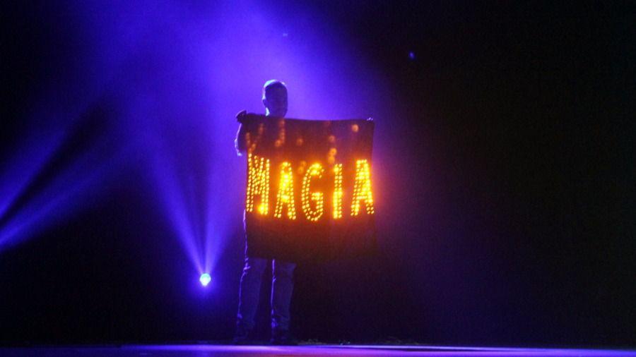 Pues esto va a ser Magia… de verdad…