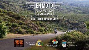 'Salamanca Challenge', primera edición de la ruta en moto que recorre la provincia