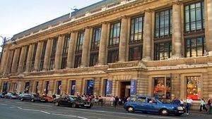 Exposición en el Museo de Ciencias de Londres: Robots