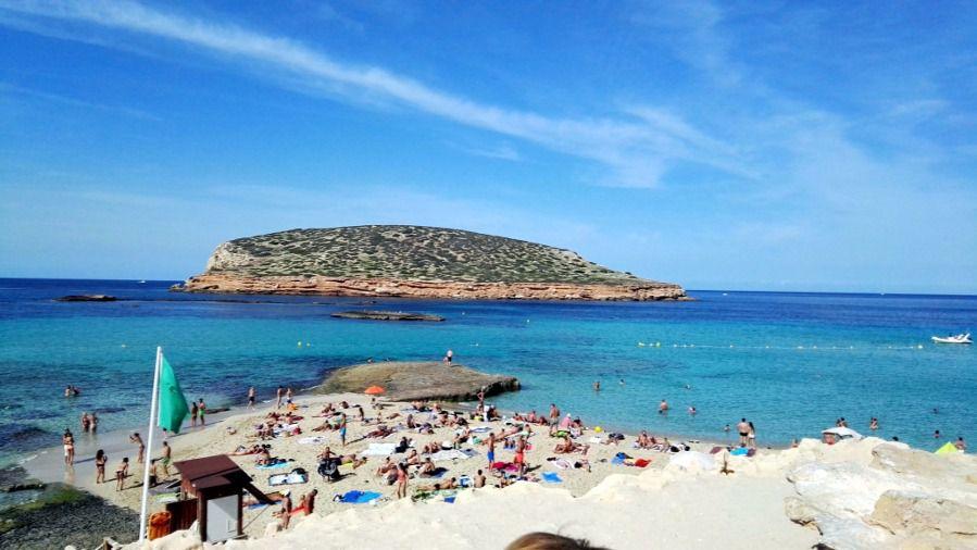 La mejor playa de Europa está en España según los Premios Travellers'Choice