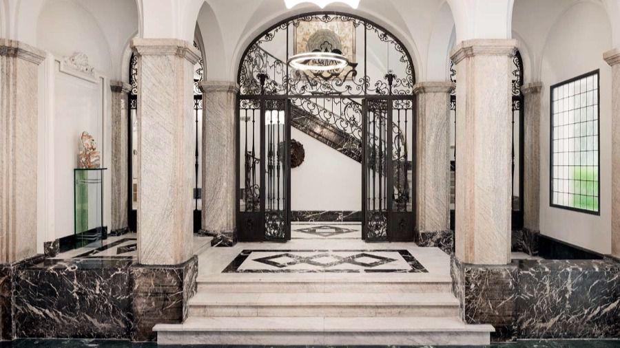 Diez hoteles con arte en Madrid