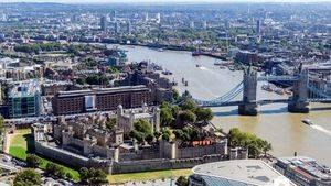 Torre de Londres y London Bridge