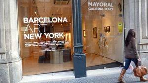 """Exposición """"Mujeres surrealistas"""" en Galería Mayoral (Barcelona)"""