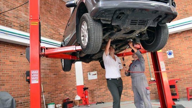 Antes de viajar, revisa en qué condiciones está tu vehículo