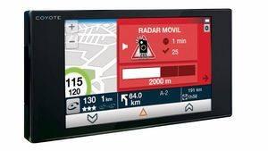 Coyote ofrece diferentes dispositivos tecnológicos para el coche de papa