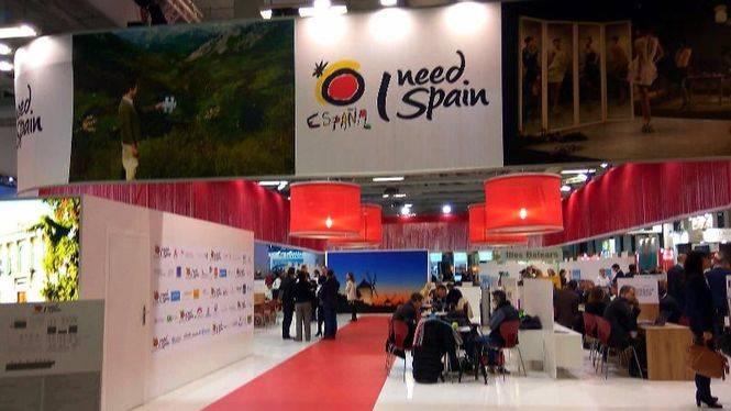 Las ciudades Patrimonio de la Humanidad de España, en la Feria de Turismo de Berlín