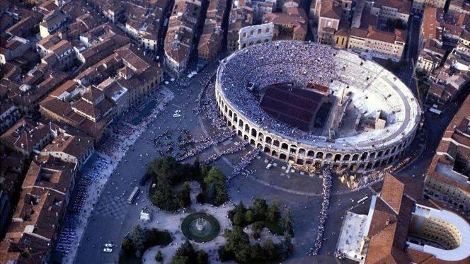 Verona: la monumental e histórica ciudad de Romeo y Julieta
