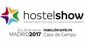 HostelShow, Salón de Maquinaria y Equipamiento Hostelero para Distribuidores, del 22 al 23 de Mazo