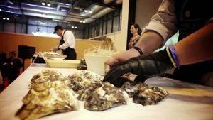 10º Campeonato de España de Abridores de Ostras durante el Salón de Gourmets