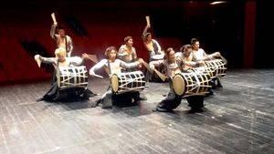 """""""Tao, Samurái Of The Drum"""", los tambores tradicionales japoneses en Madrid"""