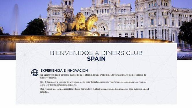 Diners Club Spain lanza nueva página web