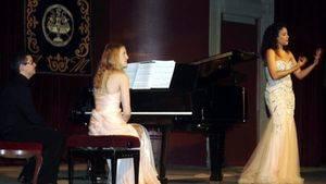 Duo Rosa: Stephany y Léna, música desde y para el corazón...