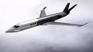 Peugeot Design Lab se atreve de nuevo con el transporte aéreo ahora con el jet privado HX1