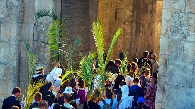 Semana Santa en Israel: mismos escenarios, mismas tradiciones 2.000 años después