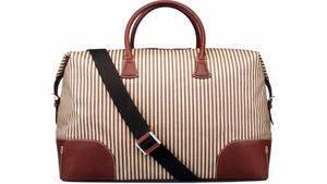 Cartujano presenta su colección de bolsos y mochilas de viajar