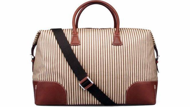 Cartujano presenta su colección de bolsos y mochilas de viaje