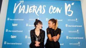 """Corina y Marta (Viajeras con B): """"Desde el primer momento tuvimos una conexión muy buena"""""""