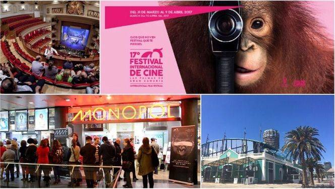 LPA Film Festival celebra su 17 edición con más de un centenar de películas en V.O.