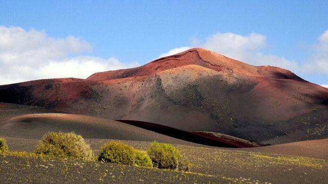 La Ruta de los volcanes en la Isla de Fuego
