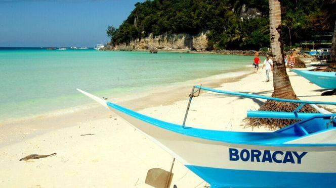 Buscar el paraíso y encontrarlo en una de las 7.107 islas de Filipinas