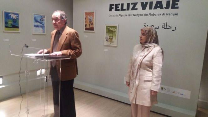 "Exposición""Feliz Viaje"" en Casa Árabe"
