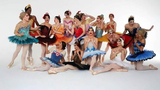 Les Ballets Trockadero de Monte Carlo en los Teatros del Canal