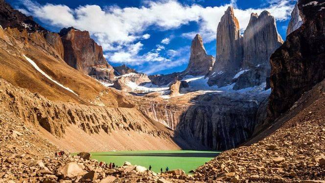 Siente la naturaleza y lánzate a la aventura en Chile