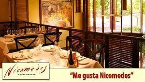 Nicomedes, más de 20 años de excelencia gastronómica en la capital