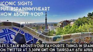 #SpaininMYheart ¿Hay un lugar en tu corazón para España?
